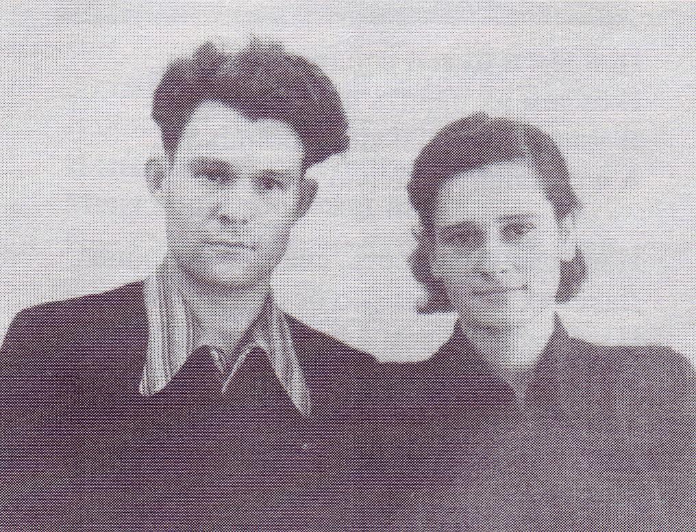 Супруги Рыжовы