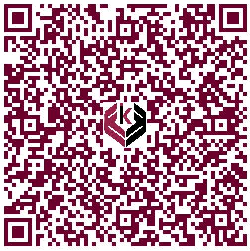 Наведите камеру на QR-код для считывания контактов