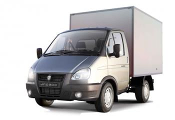 Газель стандартная (тент, будка, фургон)