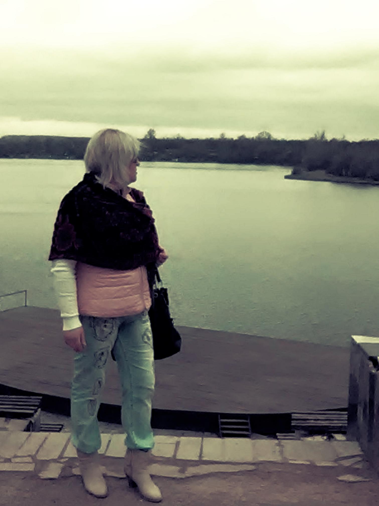 "Взгляд на сцену ""Котовского залива"""