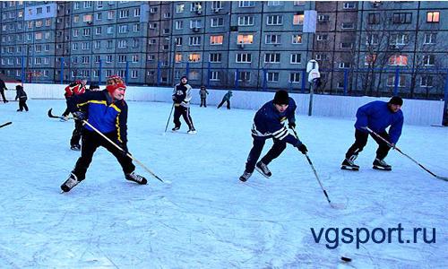 Хоккейные борта и оборудование для зимних видов спорта от производителя
