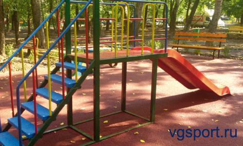 Малые архитектурные формы для детских игровых площадок